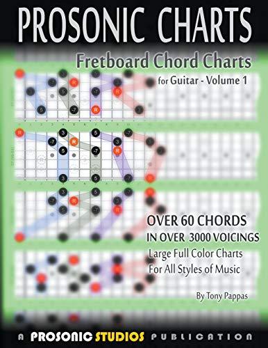 Fretboard Chord Charts for Guitar - Volume ()