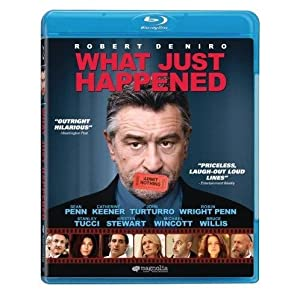 Cover Image for 'What Just Happened?'