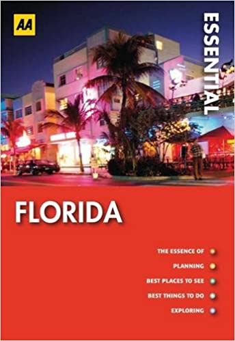 Essential Florida (Aa Essential Guide)