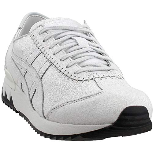 ASICS Mens Tiger MHS Casual Shoes White 9.5