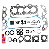 #2: SCITOO Cylinder Head Gasket Kits fit 88-95 HONDA CIVIC LX VX DX 1.5L 1.6L D15B D16A6 Engine Cylinder Head Gaskets Automotive Replacement Gasket Set