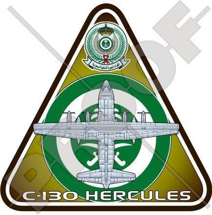 (C-130 HERCULES Royal Saudi Air Force RSAF Lockheed C-130H S.ARABIA, Arabian Aircraft 3,7