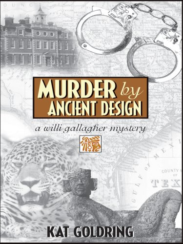 Murder by Ancient Design: A Willi Gallagher Mystery (Five Star Mystery Series) pdf epub