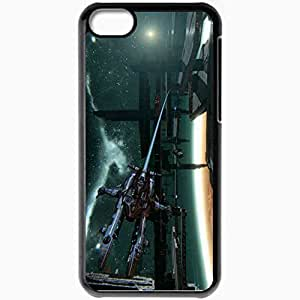 diy phone casePersonalized iphone 6 4.7 inch Cell phone Case/Cover Skin Star Conflict Blackdiy phone case