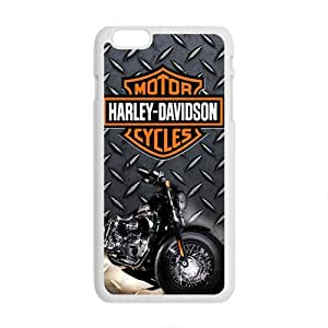 Happy Harley Davidson Brand New And Custom Hard Case Cover Protector For Iphone 6 Plus