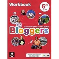 Bloggers 6e (A1-A2) - Workbook d'anglais