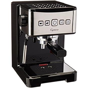 Amazon.com: Capresso 125.05 Cafe Pro Espresso Maker, 42 oz ...