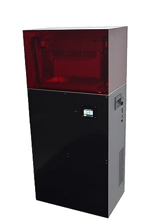 solidator 2 - DLP 3d printer (Impresora 3d - DLP estéreo ...
