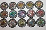 Geocaching Coins Swag Bottle Caps - Steampunk Get Into Gear