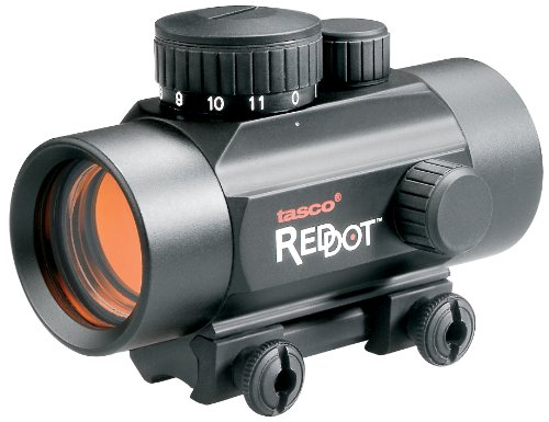 Tasco .22 Rimfire 1x30mm 5 MOA Red Dot Riflescope ()