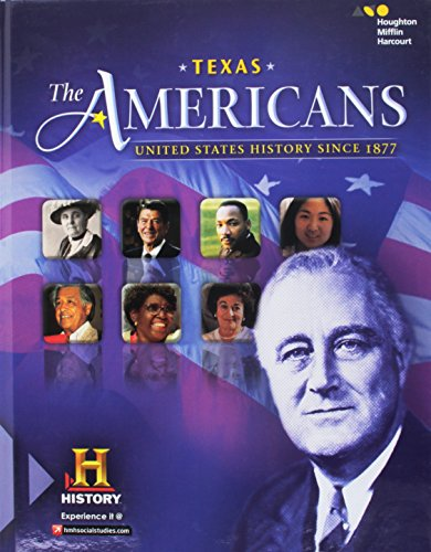 The Americans: Student Edition United States History Since 1877 2016