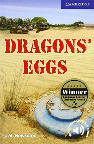 Dragons' Eggs (Cambridge English Readers, Level 5: Upper Intermediate) by J. M. Newsome (25-Mar-2010) Paperback