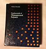 Fundamentals of Management Science 9780256030785