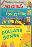 img - for 4 Book Lot, The Berenstain Bears' Dollars and Sense, In the Dark, Forget Their Manners, No Girls Allowed - Paperback Editions book / textbook / text book