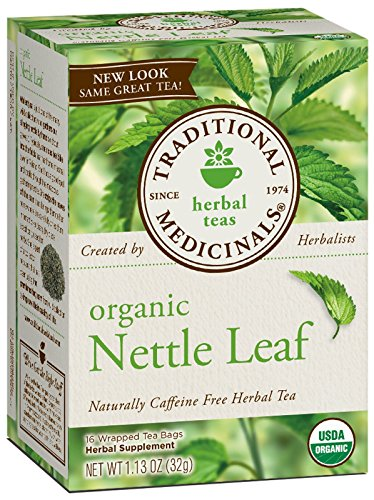 Traditional Medicinals Organic Nettle Leaf – 16 ct