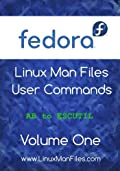 Fedora Linux Man files: User Commands Volume One (Volume 1)
