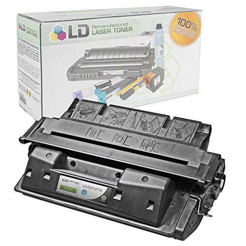 LD Remanufactured Replacement C4127X Cartridge product image