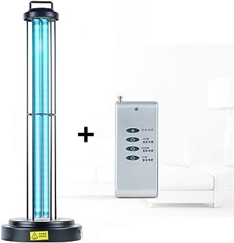 220V Purificador de aire UV-C Mobile Room Esterilizador La luz El ...
