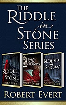 The Riddle in Stone Series by [Evert, Robert]