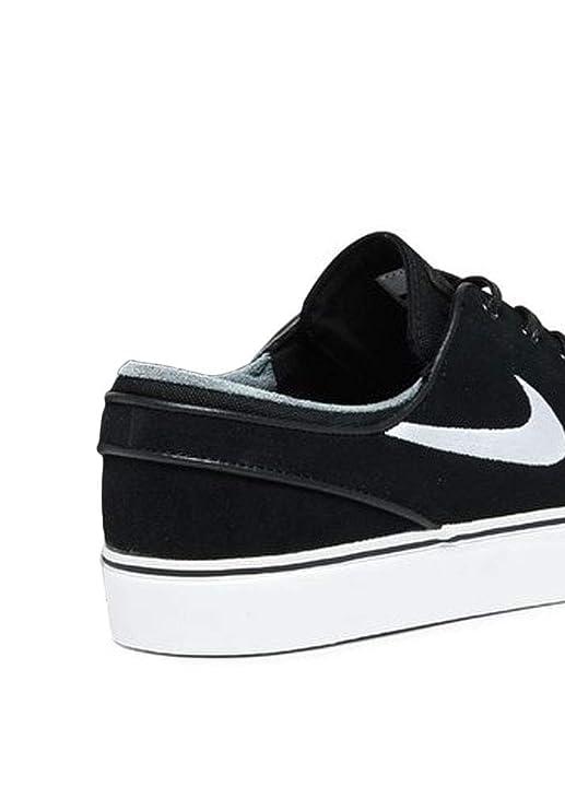Nike Sb Zoom Stefan Janoski blackwhite thunder grey (333824 067)
