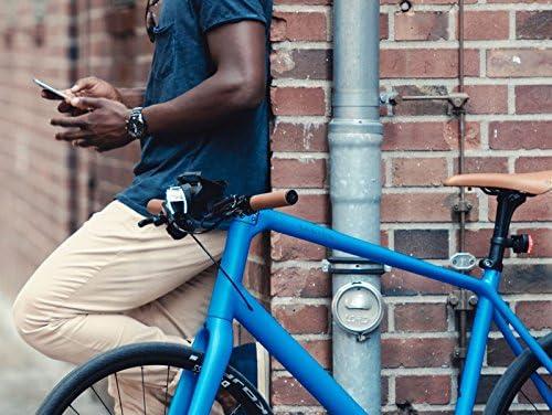Negro Set COBI.bike Plus con Universal Mount para Bicicletas Accesorios Normal