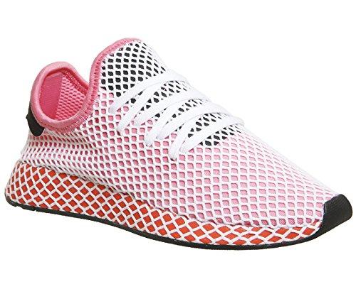 adidas Damen Deerupt Runner W Gymnastikschuhe Pink (Chalk Pink S18/chalk  Pink S18/