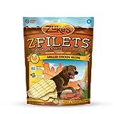 Zuke's Z-Filets High Protein Dog Treats, Grilled Chicken Recipe, 3-1/4-Ounce, My Pet Supplies