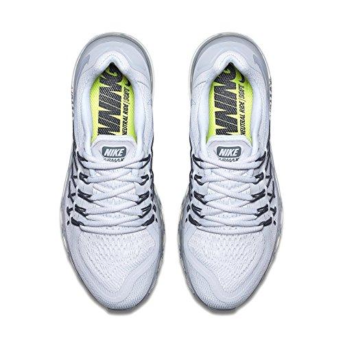 Max Platinum Air Grises Grey ejecución 2015 Pure Cool en White ZdqxXdSwr