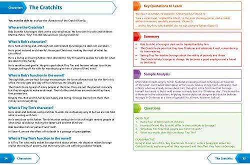 Christmas Carol Text Guide.A Christmas Carol New Grade 9 1 Gcse English Literature Aqa