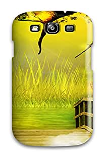 Julian B. Mathis's Shop 9386378K86751905 High Quality The Bridge Skin Case Cover Specially Designed For Galaxy - S3