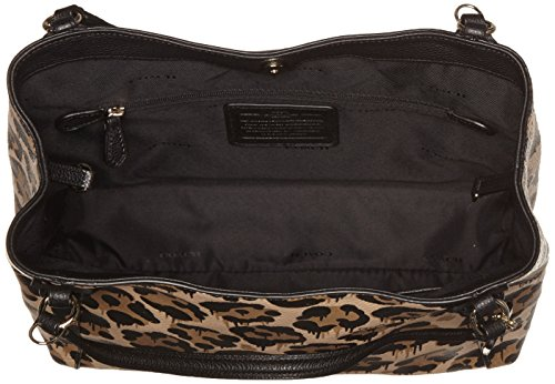 Print 28 Leopard Beast LI Edie Cross COACH Body Wild Ocelot Women's qCwxnZFRpP