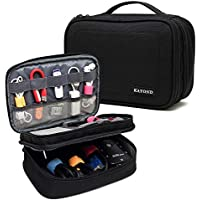 KAYOND Electronics Organizer Travel Cable Cord Bag...