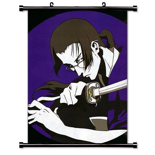 Samurai Champloo Anime Fabric Wall Scroll Poster  Inches -Sa