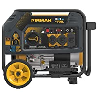 Deals on Firman 4550W Peak/3650W Rated Dual-Fuel Electric Generator