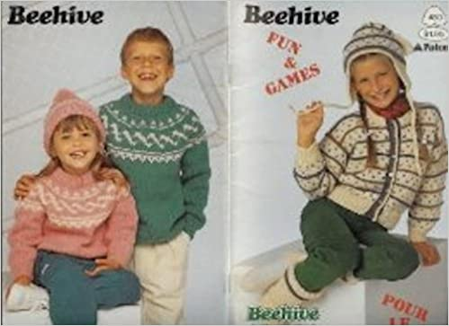 Patons Knitting Patterns Childs Jackets//Sweaters Choose from Drop-down Menu