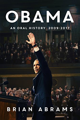 Obama: An Oral History cover