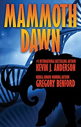book cover of Mammoth Dawn