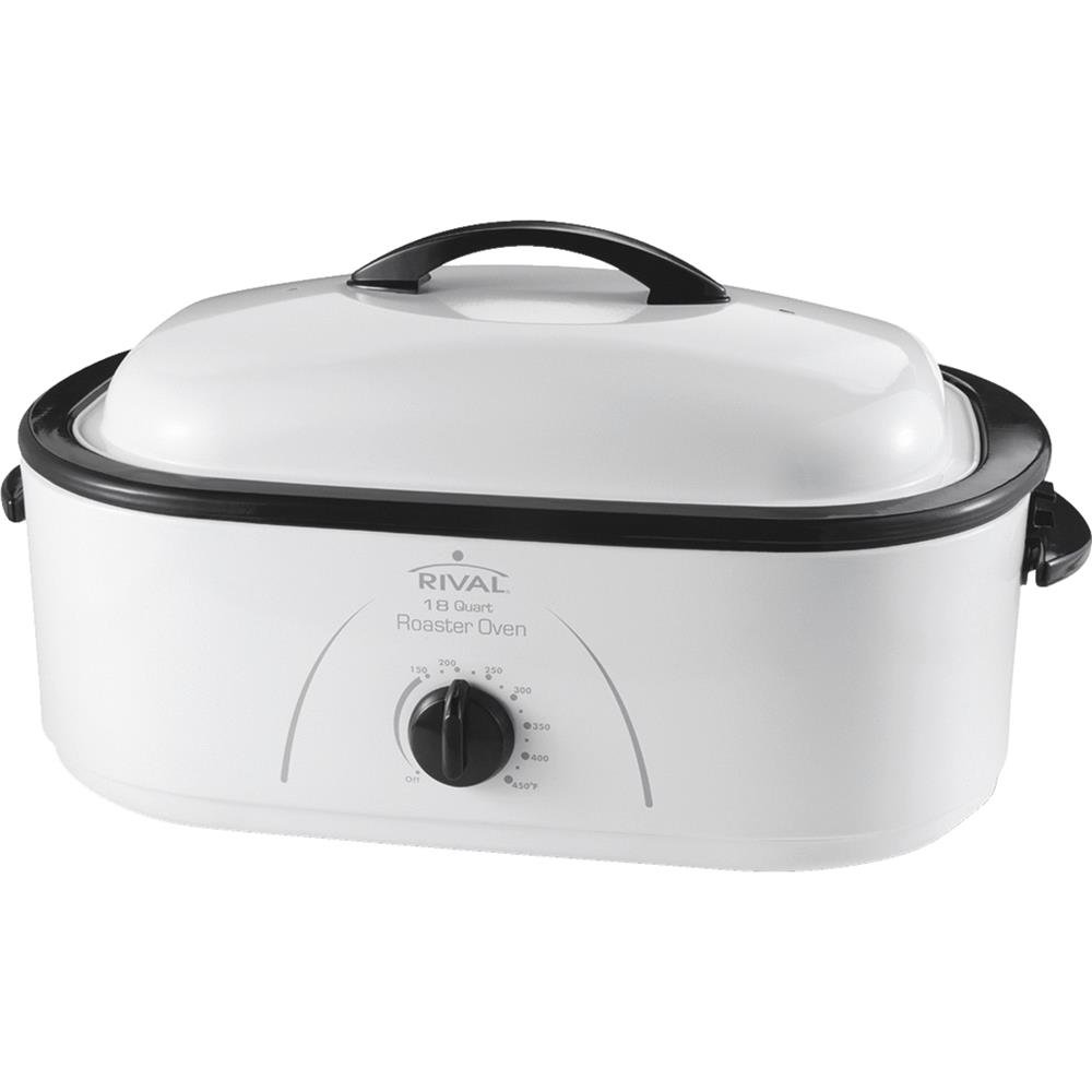 Rival Electric Roaster Oven - 1 Each