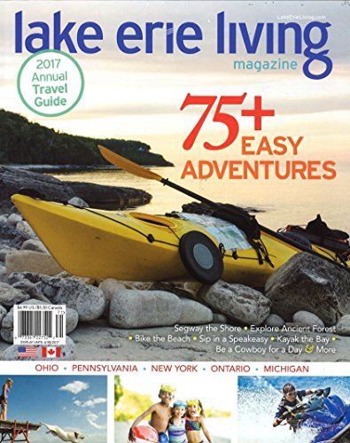 Best Price for Lake Erie Living Magazine Subscription