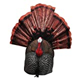MOJO Outdoors Tail Jerker Pull String Operated Turkey Decoy