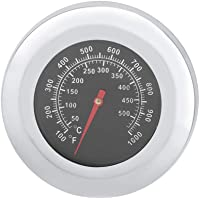 Indicador de Temperatura, termómetro de Horno de Acero