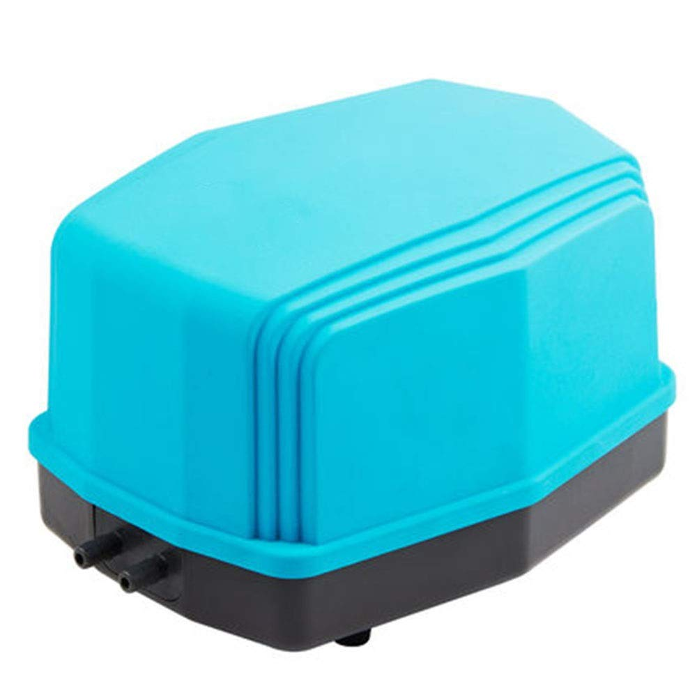 LIFUREN Fish Tank Oxygen Pump Aeration Pump Very Silent Oxygenation Machine Aquarium Atmospheric Volume (Color : Blue, Size : Gas Stone)