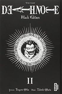 Death Note - Black Edition, tome 2 par Ohba