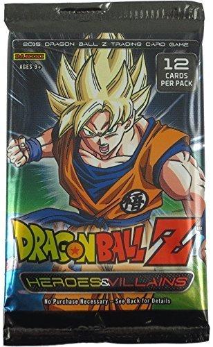 Panini - 2015 Dragonball Z Card Game - Heroes & Villains ...