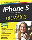 iPhone 5 All-in-One for Dummies®, Joe Hutsko and Barbara Boyd, 1118407946