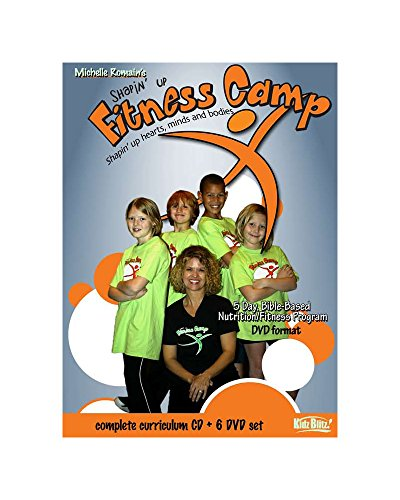 Fitness Camp: 5 Day, Bible-Based Nutrition/Fitness Program