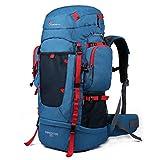 Cheap Mountaintop 55L Hiking Backpack Trekking Bag Backpacking Pack with YKK Zipper-6108