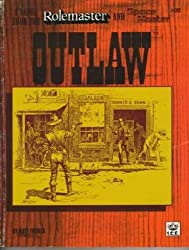 Outlaw (A Genre Book for Rolemaster and Spacemaster)