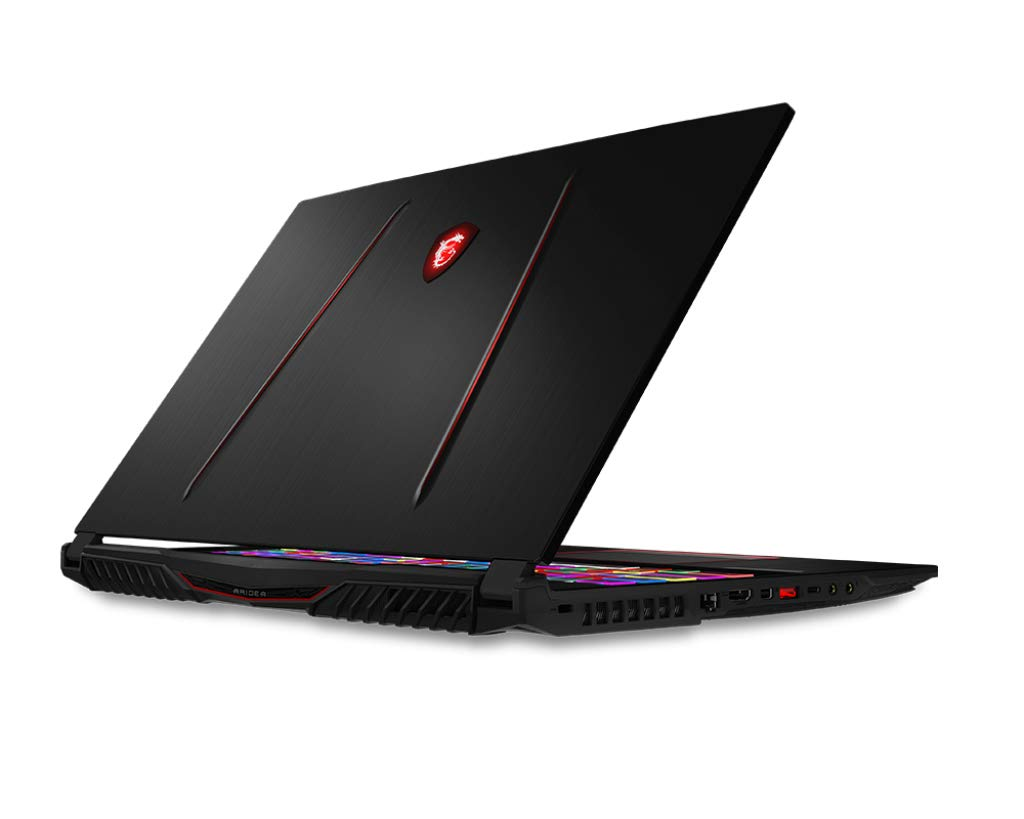 MSI GE75 Raider 8RE-013ES - Ordenador portátil Gaming 17.3