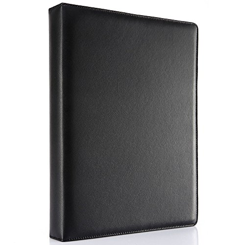 KINGFOM Leather Padfolio Business Document product image